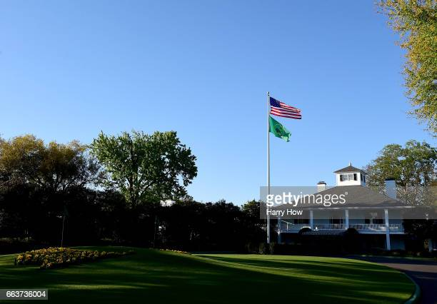 Scenic of Augusta National Golf Club during the Drive, Chip and Putt Championship at Augusta National Golf Club on April 2, 2017 in Augusta, Georgia.