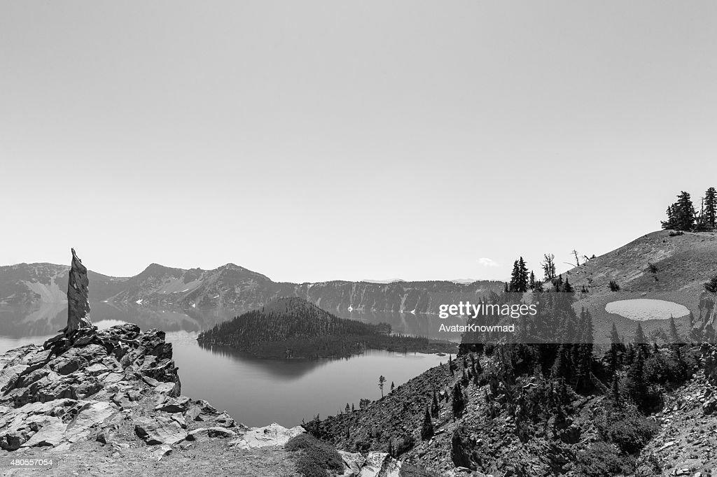 Scenic Overlook : Stock Photo