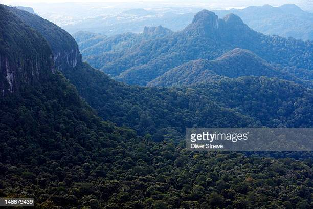 scenic rim from the best ofã¡all lookout. - scenics stock pictures, royalty-free photos & images