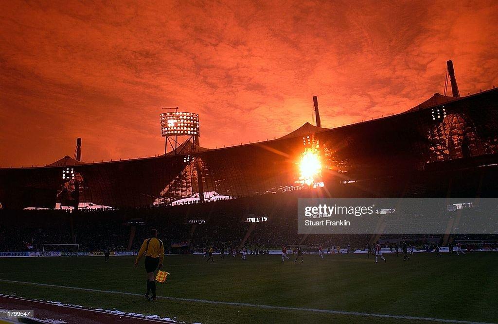 Scenic of Munich v Bayern : News Photo