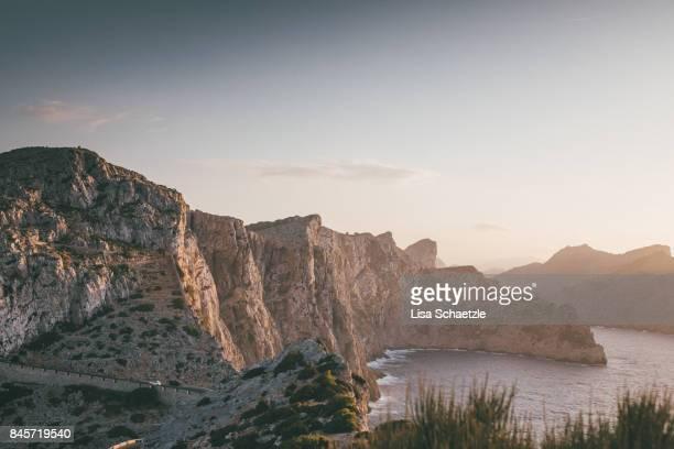 Scenic View at Cap de Formentor, Majorca Island, Baleares