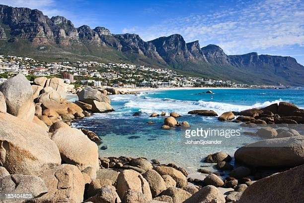 Panoramablick in Kapstadt