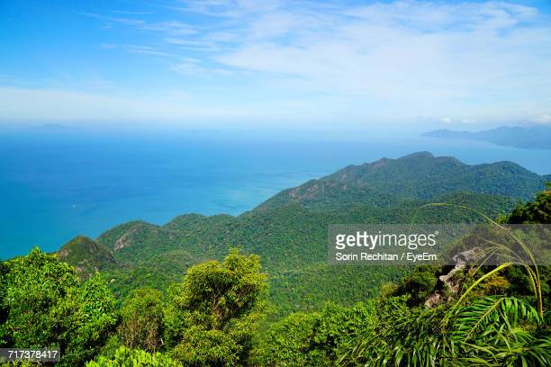Scenic View Of Andaman Islands