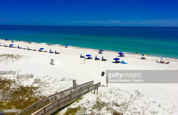 Orange Beach Stock Pictures Royalty