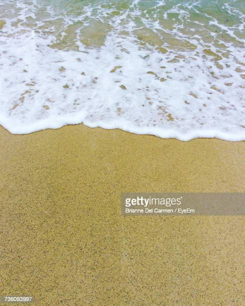 scenic view of beach - brianne stock pictures, royalty-free photos & images