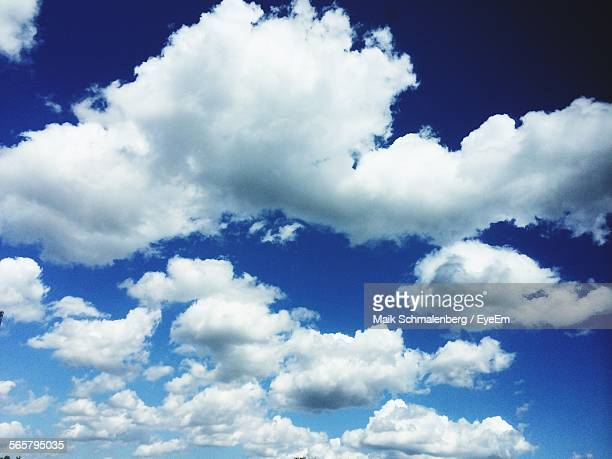 Scenic View Of Cloudscape
