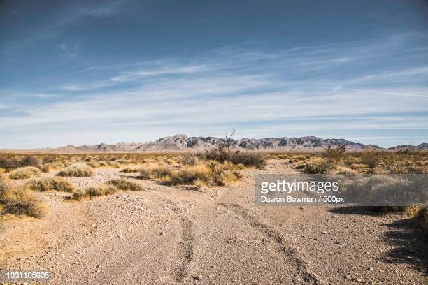 scenic view of desert against sky,valley of fire state park,united states,usa - nevada stock pictures, royalty-free photos & images