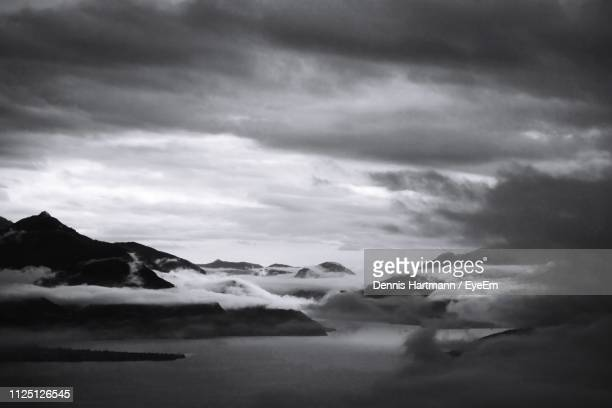 scenic view of dramatic sky - storm dennis stock pictures, royalty-free photos & images