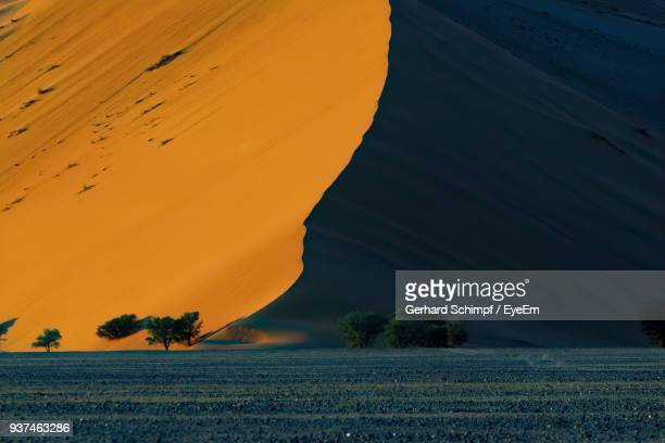 scenic view of field against sky - gerhard schimpf stock pictures, royalty-free photos & images