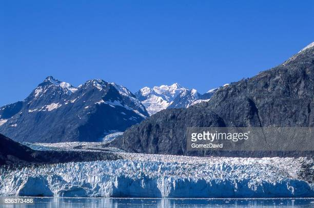 Scenic View of Glacier Bay National Park