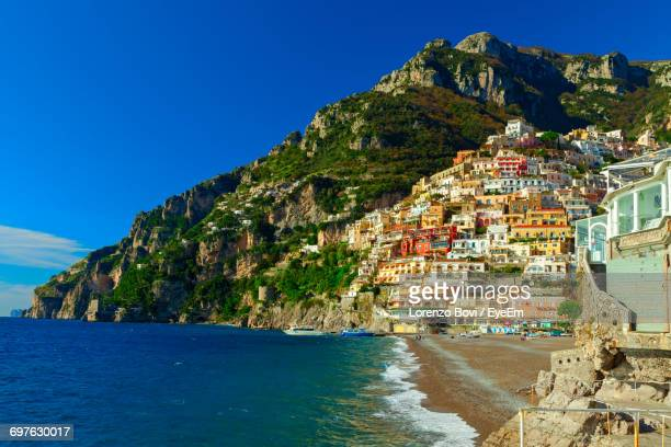 Scenic View Of Italian Old Town