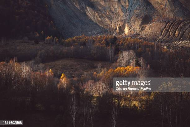 scenic view of lake against mountain - bortes stock pictures, royalty-free photos & images