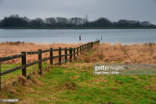 scenic view of lake against sky,united kingdom,uk - nigel owen stock pictures, royalty-free photos & images