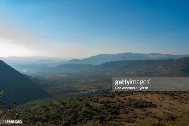 scenic view of landscape against sky - mpumalanga province stock pictures, royalty-free photos & images