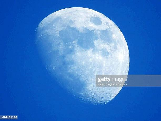 Scenic View Of Moon In Space