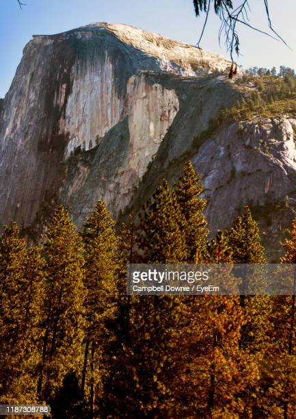 scenic view of mountains against sky during autumn - campbell downie stock pictures, royalty-free photos & images