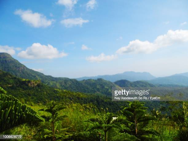 scenic view of mountains against sky - eyeem stock pictures, royalty-free photos & images