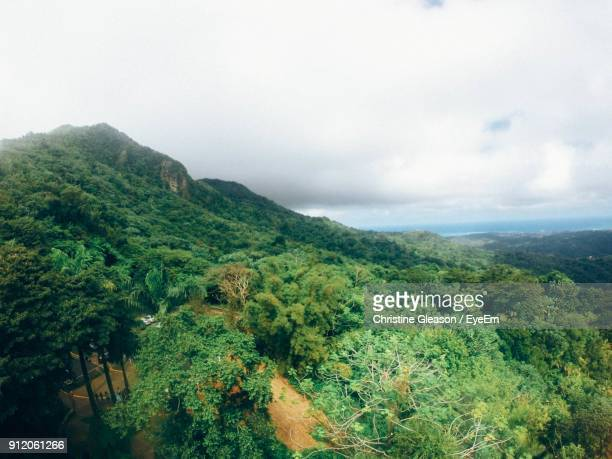 scenic view of mountains against sky - san juan stock pictures, royalty-free photos & images