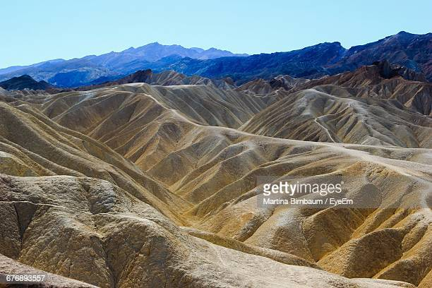 Scenic View Of Mountains At Death Valley National Park