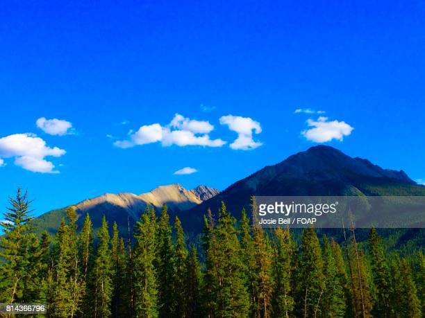 scenic view of mountains - josie photos et images de collection