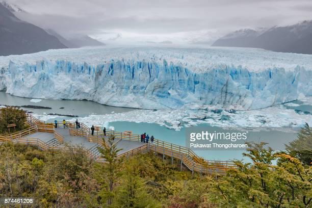 Scenic View of Perito Moreno Glacier, Argentina
