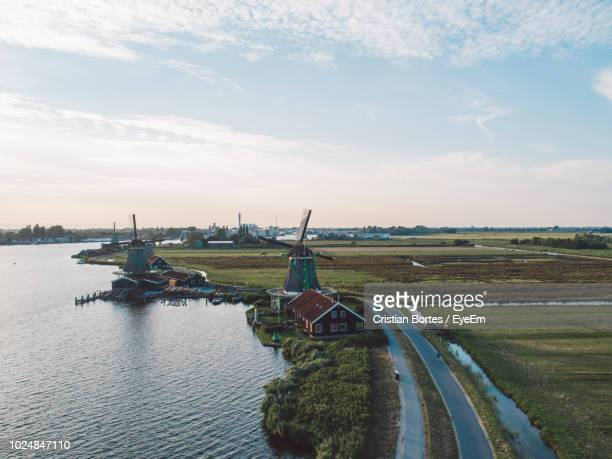 scenic view of river against sky - bortes stock pictures, royalty-free photos & images