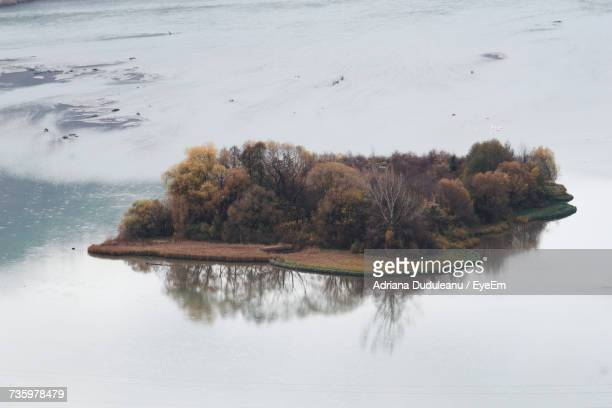scenic view of river against sky - adriana duduleanu stock photos and pictures