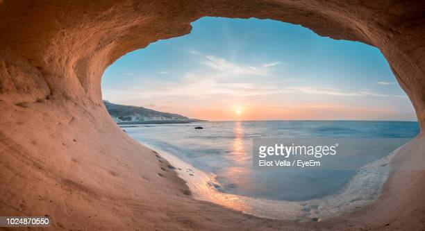 scenic view of sea against sky - malta stock pictures, royalty-free photos & images