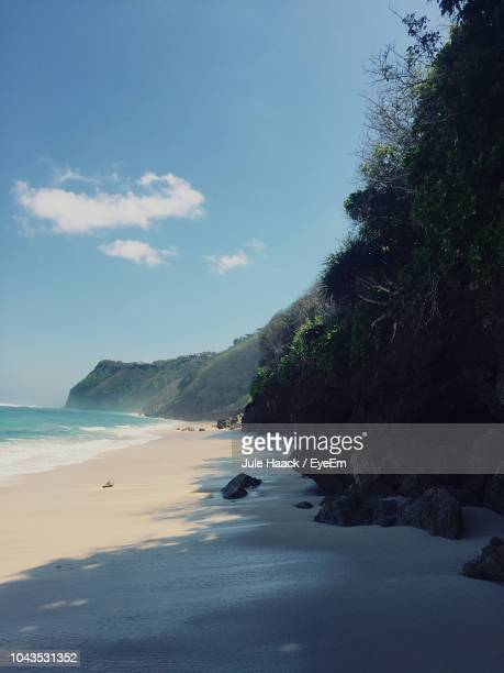 scenic view of sea against sky - haack stock pictures, royalty-free photos & images