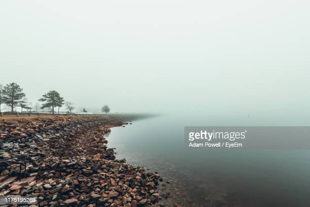 scenic view of sea against sky - columbia south carolina stock pictures, royalty-free photos & images