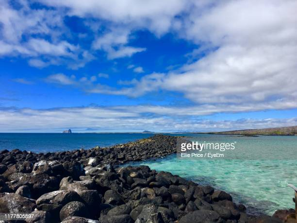 scenic view of sea against sky - ellie price stock pictures, royalty-free photos & images