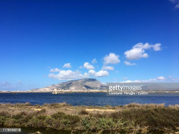 scenic view of sea against sky - loredana perugini stock pictures, royalty-free photos & images