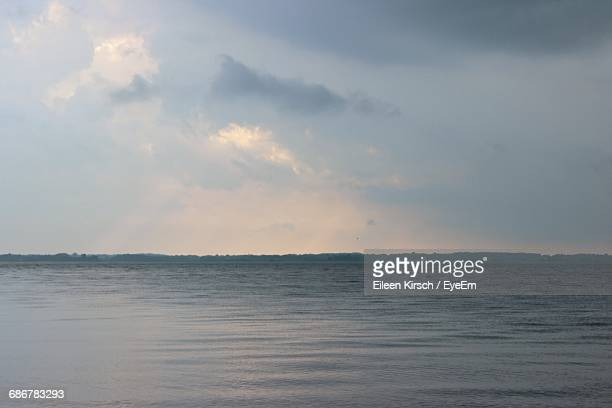 scenic view of sea against sky - eileen kirsch stock pictures, royalty-free photos & images