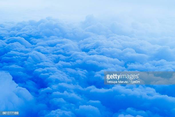 Scenic View Of Sea Of Clouds
