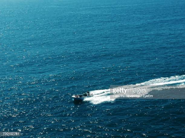 scenic view of sea - nazar stock photos and pictures