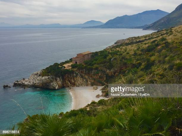 scenic view of sea - stutterheim stock photos and pictures