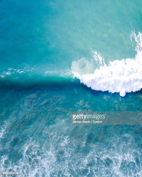 scenic view of sea - pacific ocean stock pictures, royalty-free photos & images