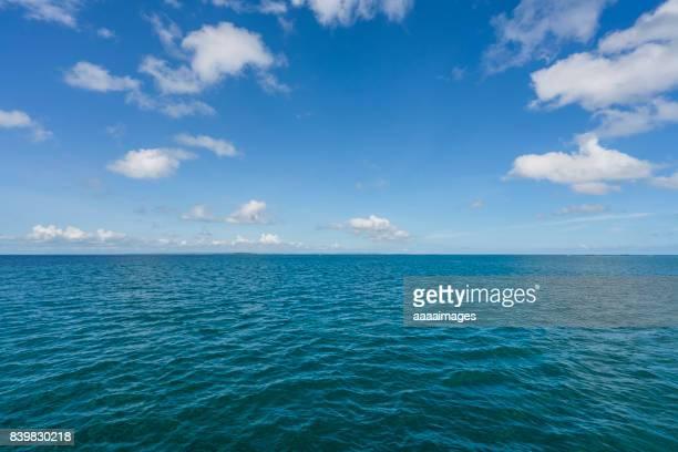 scenic view of seascape against sky,cambodia