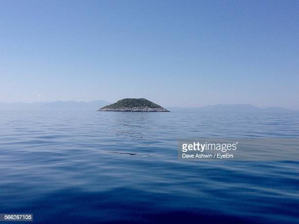 scenic view of skopelos island - dave ashwin stock pictures, royalty-free photos & images