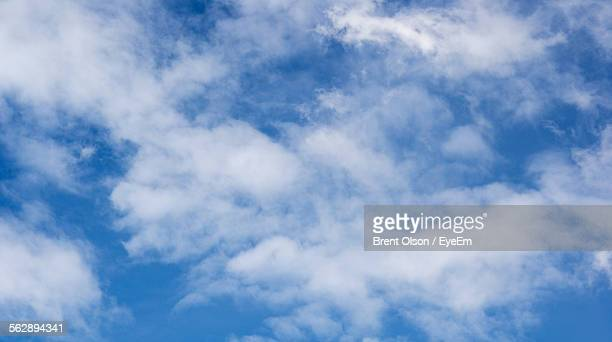 Scenic View Of Sky And Clouds