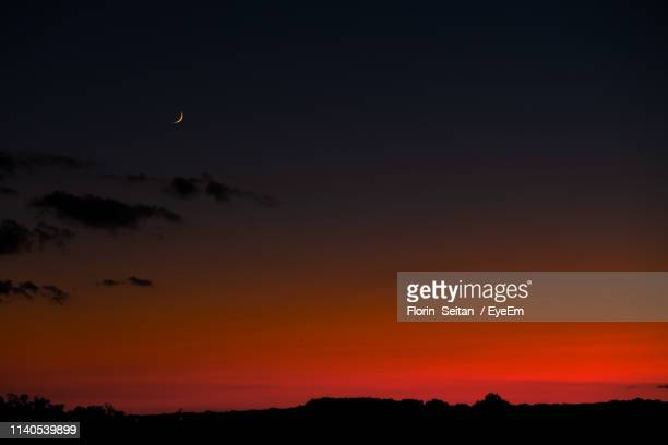 scenic view of sky at night - florin seitan stock pictures, royalty-free photos & images