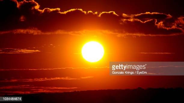 scenic view of sky during sunset - krings stock pictures, royalty-free photos & images