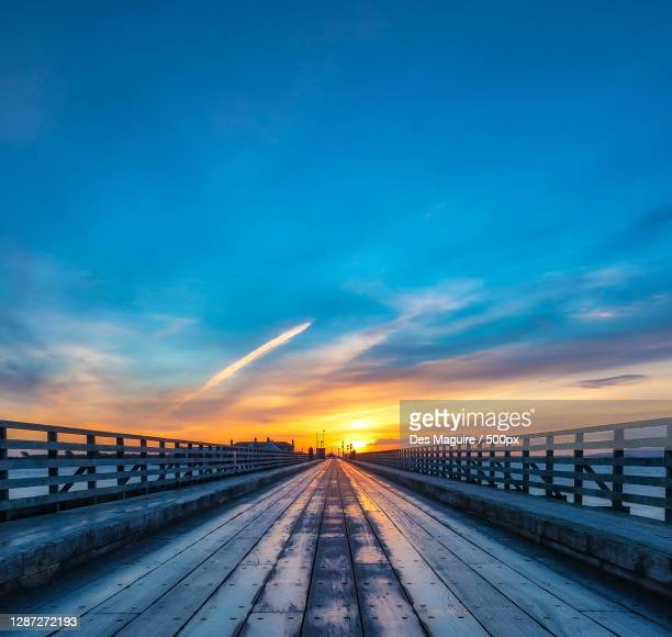 scenic view of snow covered landscape against sky during sunset,dublin,county dublin,ireland - sunset stock pictures, royalty-free photos & images