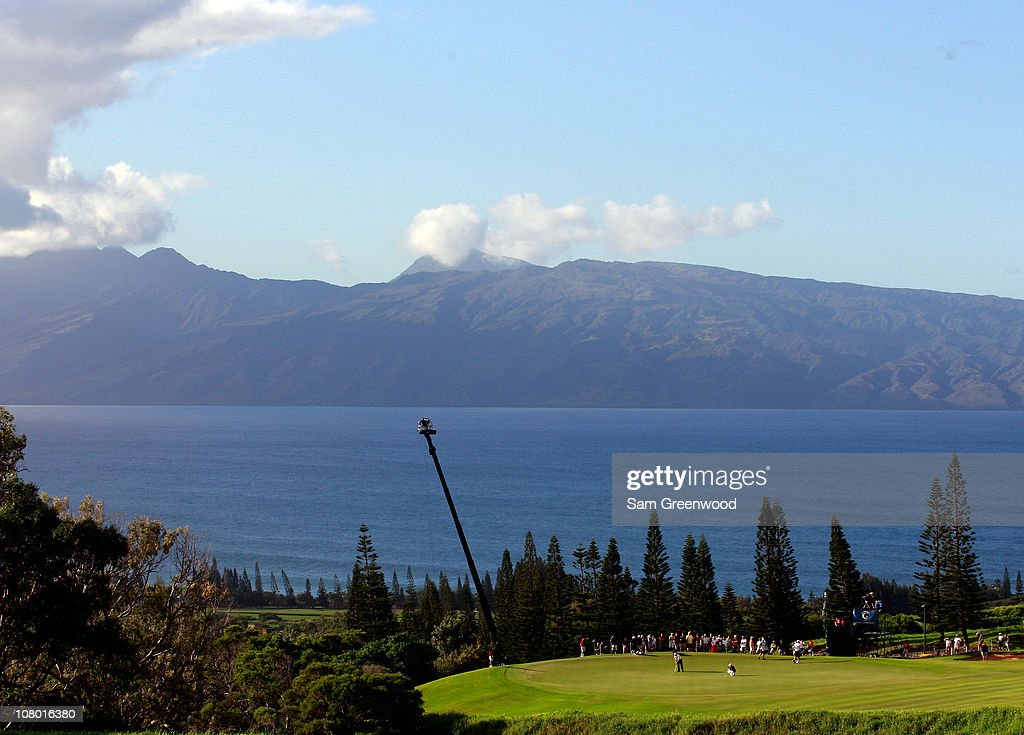 A Scenic View Of The 17th Hole During The Second Round Of The Hyundai  Tournament Of