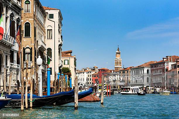 Scenic view of the Grand Canal