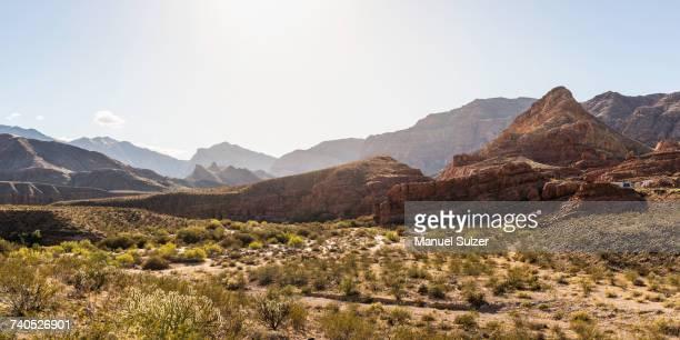 Scenic View, Saint George, Utah, USA