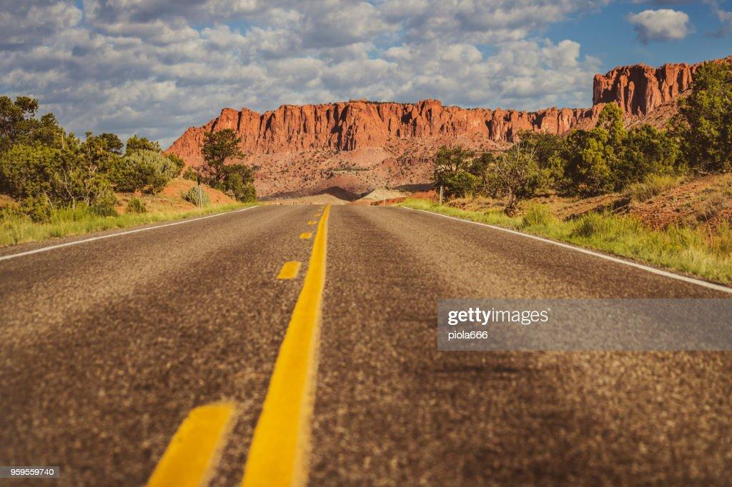 Landschaften in der Capitol Reef National Park, Utah : Stock-Foto