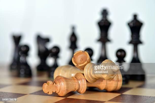 Schachspiel matt