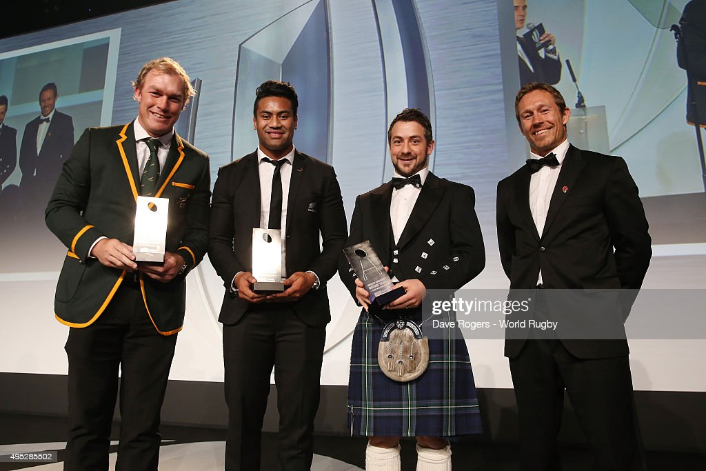 World Rugby Awards 2015