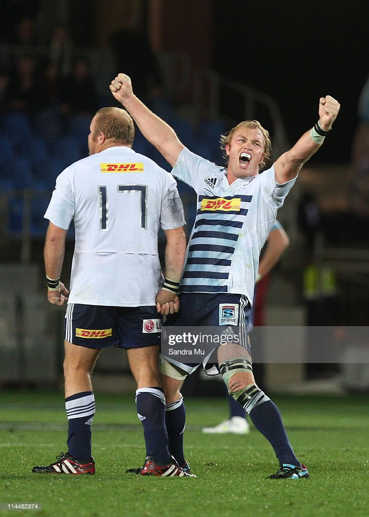Super Rugby Rd 14 - Blues v Stormers